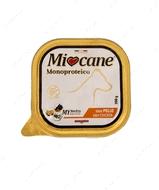 "Влажный корм с курицей ""Miocane Monoproteico solopollo"""
