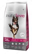 Сухой корм для собак средних пород Adult Medium