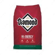 Сухой высокоэнергетический корм, разработанный специально для спортивных и охотничьих пород собак Diamond Hi-Energy