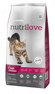 Сухой корм для взрослых котов Adult