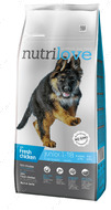 Сухой корм для щенков и молодых собак  крупных и гигантских пород до 18 месяцев Junior Large