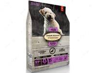 Сухой беззерновой корм со свежего мяса утки для собак малых пород Bio Biscuit Oven Baked Tradition
