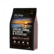 Сухой корм для щенков крупных пород с лососем и картофелем JUNIOR LARGE SALMON & POTATOES