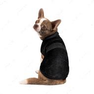 Попона для собак черная Coat BLANKET