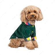 Ветровка для собак зеленая Pet Fashion AIR