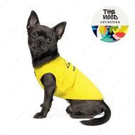 Борцовка для собак желтая Puppy