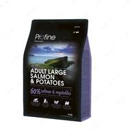 Сухой корм для собак крупных пород с лососем и картофелем ADULT LARGE SALMON & POTATOES