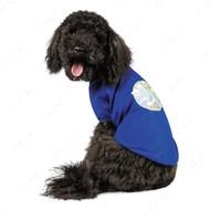 Футболка Pet Fashion Галактика для собак синяя
