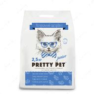 """""""Pretty Pet Junior """" Наполнитель для кошачьего туалета"""