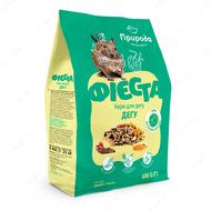 Корм Фиеста Дегу основной рацион для дегу и других домашних грызунов.