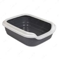 Туалет для кошек Comfort серый