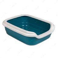 Туалет для кошек Comfort ультрамарин