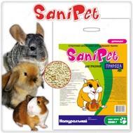 """""""Sani Pet"""" Наполнитель древесный """"Натур"""", для грызунов"""