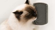 """Интерактивная игрушка для кошек """"Self Groomer 2.0"""""""
