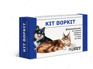 Фитокомплекс для коррекции нарушений поведения у кошек и собак Кот Воркот
