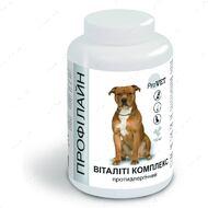Витаминно-минеральная добавка для собак профилайн противоаллергический комплекс