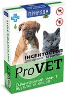 """""""Инсектостоп"""" капли против эктопаразитов для котят и щенков, на основе фипронила """"ProVet"""""""