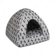 Домик для собак и котов YRTA косточки