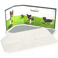 Защитный барьер для собачьего туалета PetSafe Piddle Place Guard Freedom