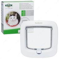 Дверца с механическим замком PetSafe Manual-Locking Cat Flap