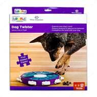 Игрушка головоломка для собак Nina Ottosson Dog Twister