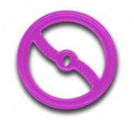 Сверхпрочная игрушка для собак кольцо фиолетовое Bionic Opaque Toss-N-Tug Org