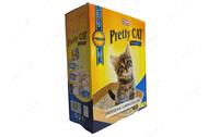 Бентонитовый наполнитель без аромата Pretty Cat Premium Gold