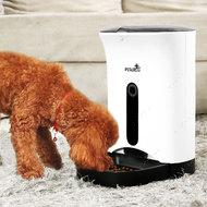 Сенсорная автоматическая кормушка для котов и собак малых и средних пород