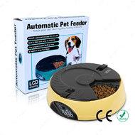 Электронная автокормушка на 6 кормлений для кошек и мелких пород собак Automatic Pets