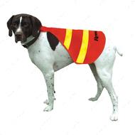 Safety Vest жилет для охотничьих собак, оранжевый