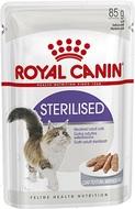 Влажный корм для стерилизованных кошек и котов паштет STERILISED wet in loaf
