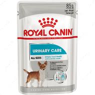 Полнорационный влажный корм для собак всех пород с чувствительной мочевыделительной системой URINARY CARE