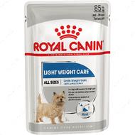 Полнорационный влажный корм для собак всех пород, предрасположенных к избыточному весу LIGHT WEIGHT CARE LOAF