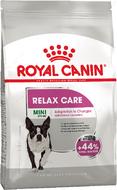 Полнорационный корм для собак весом до 10 кг, чувствительных к изменениям среды RELAX CARE MINI