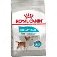 Полнорационный корм для собак весом до 10 кг с чувствительной мочевыделительной системой URINARY CARE MINI