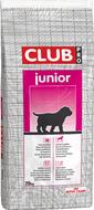Полнорационный корм для щенков в возрасте от 2 до 12 месяцев CLUB PRO JUNIOR