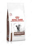Ветеринарная диета для котов и кошек при расстройствах пищеварения Gastrointestinal Fibre Response