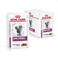 Ветеринарная диета для котов старше 7 лет при заболеваниях почек Early Renal Feline
