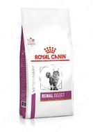 Лечебный корм для кошек при заболеваниях почек Renal Select Feline