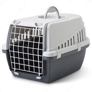 Переноска для собак и котов - серая Savic Trotter1