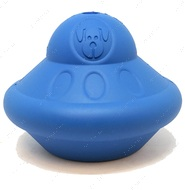Игрушка для собак FLYING SAUCER DURABLE RUBBER CHEW TOY & TREAT DISPENSER