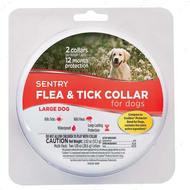 """""""СЕНТРИ"""" ошейник от блох и клещей для собак крупных пород """"Flea&Tick Large"""""""