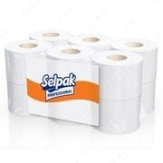 Professional Полотенце бумажное для автоматических диспенсоров, 2-слойное,  6 рулонов