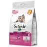 Сухой корм монопротеиновый для котят Schesir Cat Kitten
