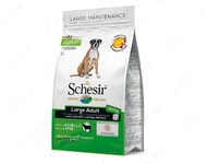 Сухой корм с ягненком для собак крупных пород Schesir Dog Large Adult Lamb