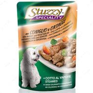 Консервы для собак, кролик с овощами