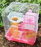"""Двухуровневая клетка для хомяков, мышек """"Марсель"""""""