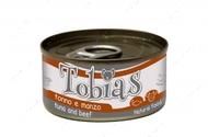 Консервы для собак тунец и говядина