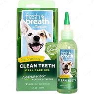 Гель для ухода за ротовой полостью у собак и котов FRESH BREATH CLEAN TEETH ORAL CARE GEL