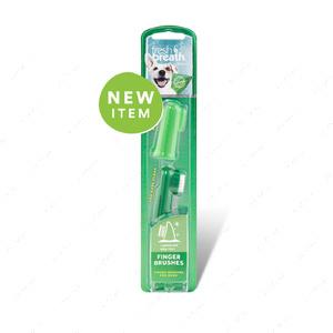 FRESH BREATH FINGER BRUSHES - зубные щетки на палец